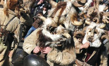 Surva, the International Festival of the Masquerade Games
